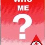 Who me?