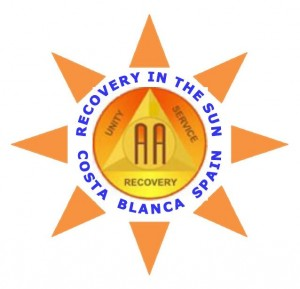 Recovery in the Sun Logo